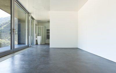 Industriële vloeren ook geschikt voor thuis
