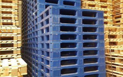 Kunststof pallets: een duurzame keuze door recycling