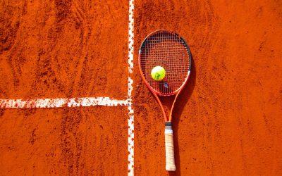 Een mooie tennisbaan: houden wat we hebben