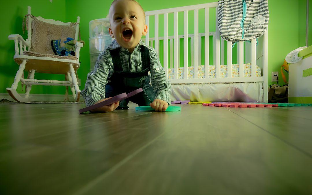 Leuke ideeën voor de babykamer van jouw zoontje