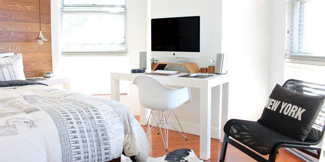 Hoe richt je een logeerkamer in?