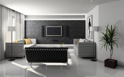 Hoe richt ik eenvoudig een moderne woning in?