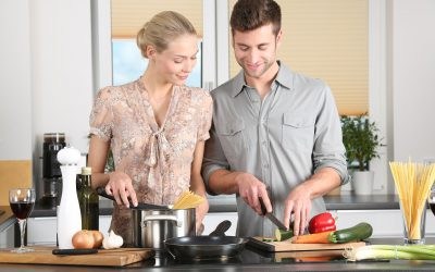 Bijzondere materialen en stijlen voor de keukens in 2020